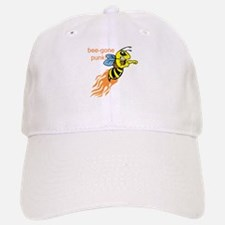 bee-gone punk Baseball Baseball Cap