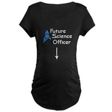 Future Science Officer T-Shirt