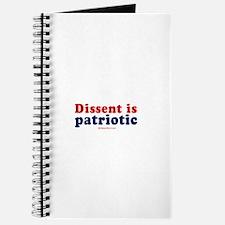 Dissent is patriotic - Journal