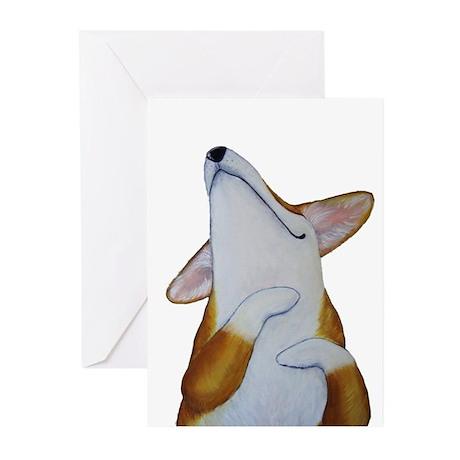 Corgi Bliss Greeting Cards (Pk of 20)