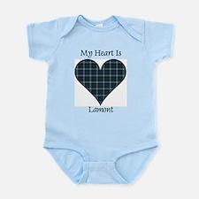 Heart - Lamont Infant Bodysuit