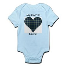 Heart - Lamont Onesie