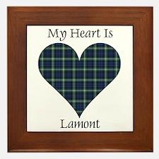 Heart - Lamont Framed Tile