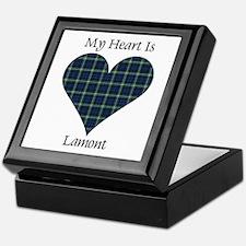 Heart - Lamont Keepsake Box