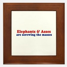 Elephants and Asses are screwing the masses - Fra
