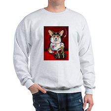 Cosmopolitan Corgi Sweatshirt