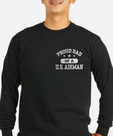 Proud Dad of a US Airman T