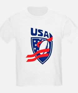 American USA Rugby T-Shirt