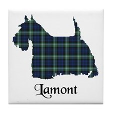 Terrier - Lamont Tile Coaster