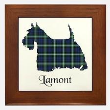 Terrier - Lamont Framed Tile