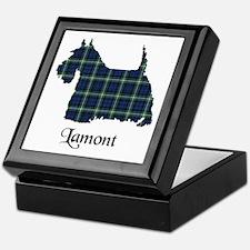 Terrier - Lamont Keepsake Box