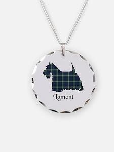 Terrier - Lamont Necklace Circle Charm
