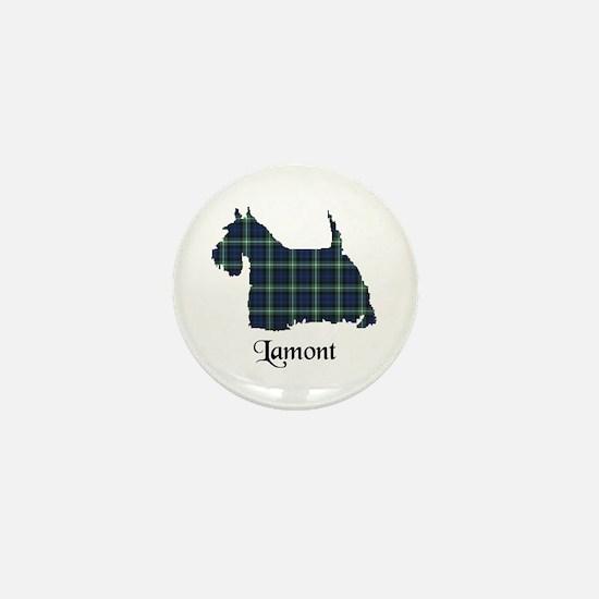 Terrier - Lamont Mini Button