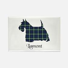 Terrier - Lamont Rectangle Magnet