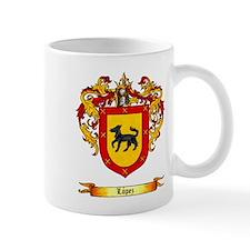 Lopez Coat of Arms Mug