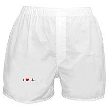 I * Lia Boxer Shorts