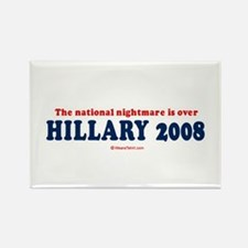 The national nightmare is over, Hillary 2008 - Rec