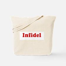 Infidel -  Tote Bag