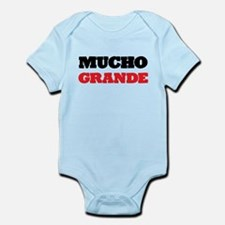 Mucho Grande Infant Bodysuit