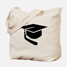 Graduation hat Tote Bag