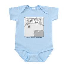 Free Ham Infant Bodysuit