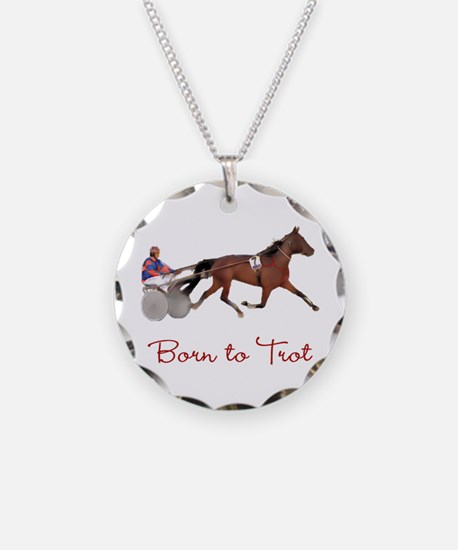 Born to Trot Necklace