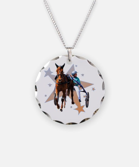 Harness Star Necklace
