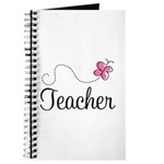 Cute Teacher Journal