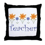 Gift for Teacher Throw Pillow