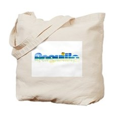 Unique Anguilla Tote Bag