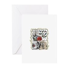 Saturday Doodle Greeting Cards (Pk of 10)