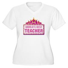 Worlds Best Teacher T-Shirt