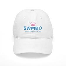 SWMBO Crown Baseball Baseball Cap