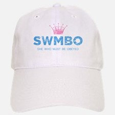 SWMBO Crown Baseball Baseball Cap