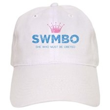 SWMBO Crown Baseball Cap