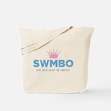 SWMBO Crown Tote Bag
