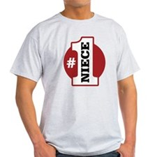 #1 Niece T-Shirt