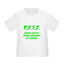 Green P.E.T.Z. T