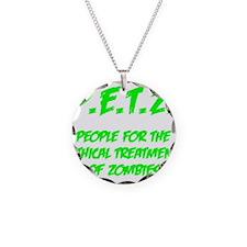 Green P.E.T.Z. Necklace