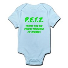 Green P.E.T.Z. Infant Bodysuit