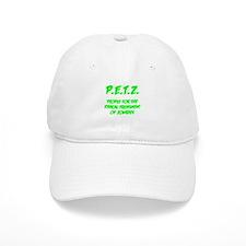Green P.E.T.Z. Baseball Cap