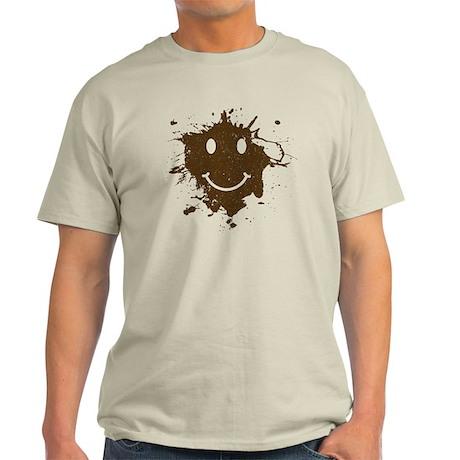 Mud Face Light T-Shirt