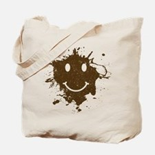 Mud Face Tote Bag