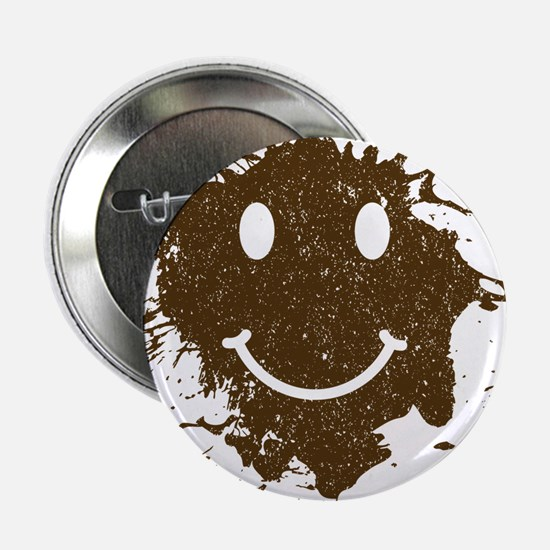 """Mud Face 2.25"""" Button"""