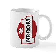 #1 Groom Mug