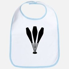 Juggling pins Bib