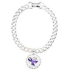Son - Hodgkin's Lymphoma Charm Bracelet, One Charm