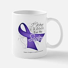 Sister Hodgkins Lymphoma Mug