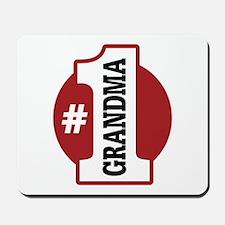 #1 Grandma Mousepad