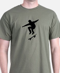 Skateboarder T-Shirt